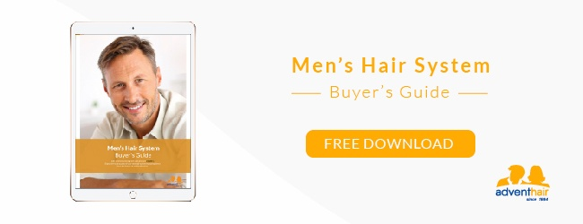 Download our Free Mens Hair System Buyers Guide