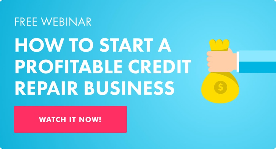 how to start a profitable credit repair business