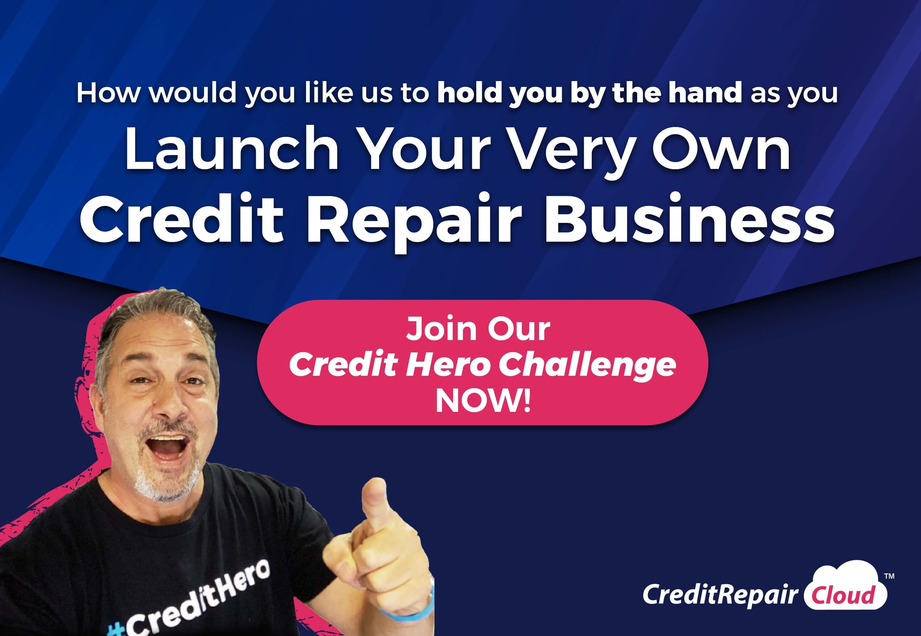 Launch your very own Credit Repair Business