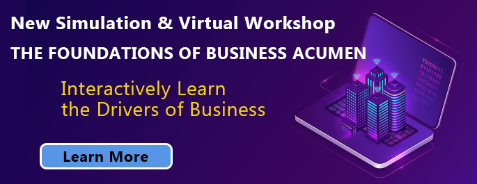 Business Acumen - Virtual Learning