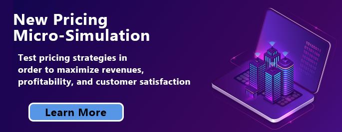 Pricing-micro-simulation