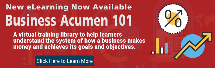 Business Acumen 101 eLearning Training