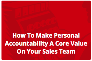 How to Make Accountability A Core Value - side