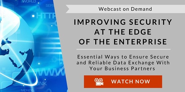 Improving Security at the Edge of the Enterprise