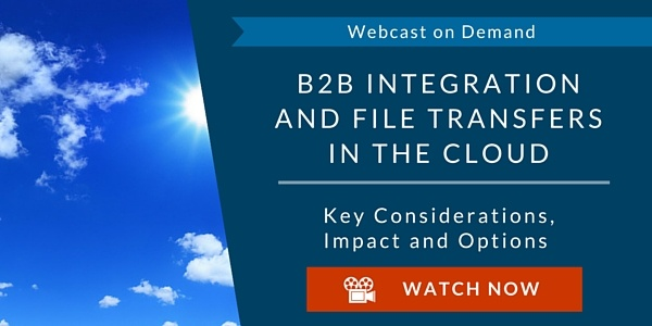 IBM - B2B Integration and File Transfer in the Cloud