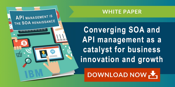 White Paper - API Management is the SOA Renaissance