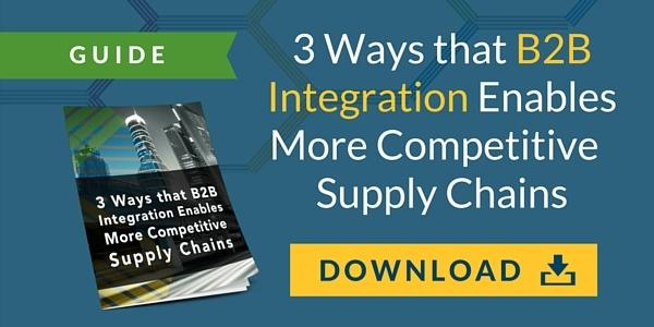 3 Ways that B2B IntegrationEnables More Competitive Supply Chains