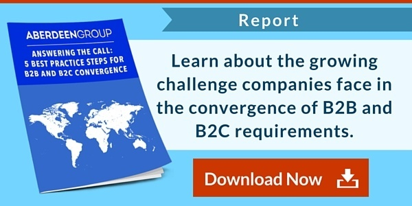 Answering the Call –5 Best Practices for B2B and B2C Convergence