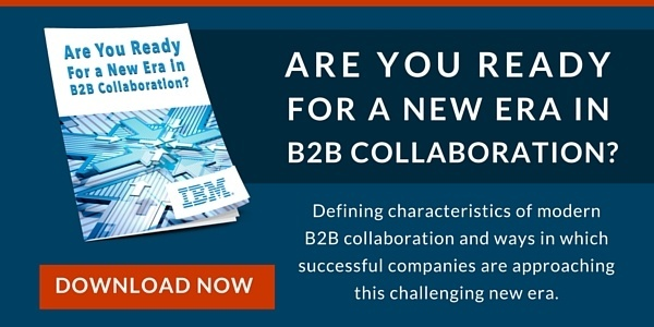 IBM - WP- Are you ready for a new era of B2B Collaboration