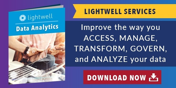 Brochure - Lightwell - Data Analytics