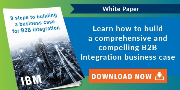 IBM - 9 steps to building a business case for B2B integration
