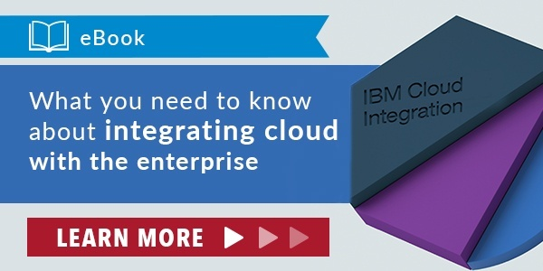 Integrating Cloud with the enterprise