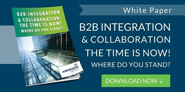 B2B Integration - The Time is Now