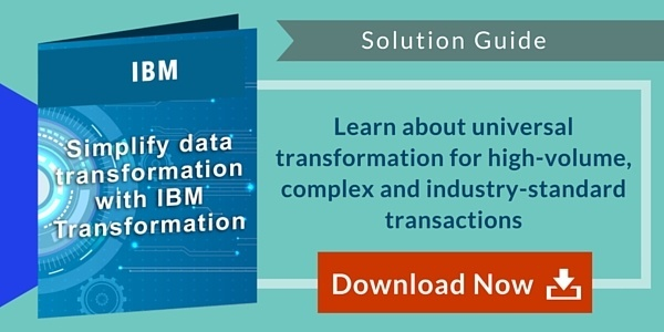 Simplify Data with IBM Transformation Extender