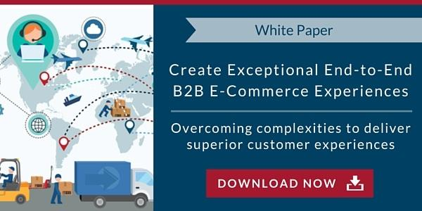 Create Exceptional B2B Ecommerce Experiences