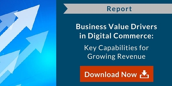 Aberdeen Group WP –Business Value Drivers in Ecommerce