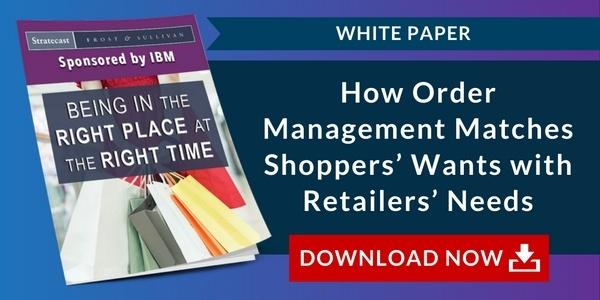 Being in the Right Place at the Right Time: How Order Management Matches Shoppers' Wants with Retailers' Needs