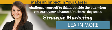 Make an Impact with Your M.S. in Strategic Marketing