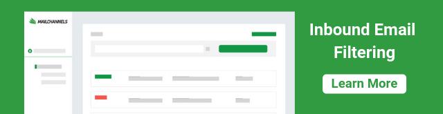 Inbound Email Filtering