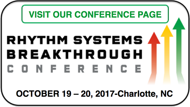 2017 Rhythm Systems Breakthrough Conference