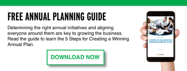 Free Annual Planning Guide - Rhythm Systems