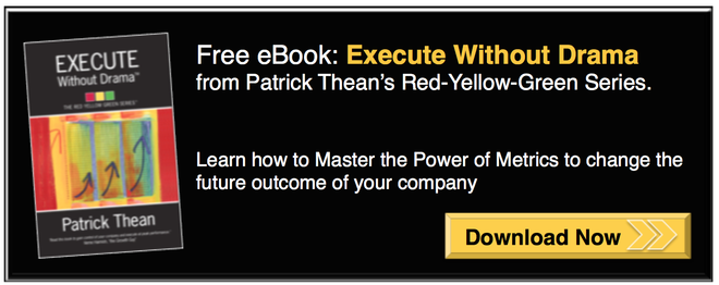 Patrick Thean's Book: Execute Without Drama