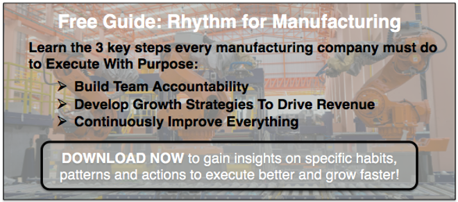 Free guide: Rhythm for Manufacturing