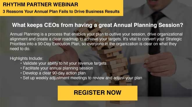 3 reasons your annual plan fails to drive business results