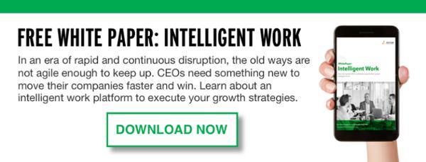 Free White Paper: Intelligent Work Platform