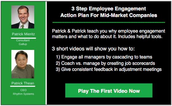 3 Step Employee Engagement Action Plan For Mid-Market Companies Step 1