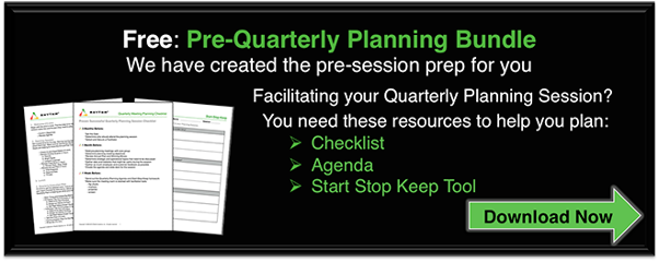 Rhythm Systems Pre-Quarterly Planning Bundle