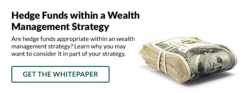 Hedge Funds within a Wealth Management Strategy
