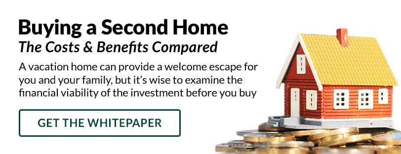 The Costs and Benefits of Purchasing a Second Home
