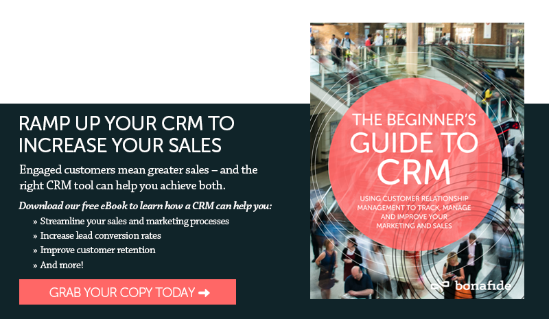 Beginner's Guide of CRM