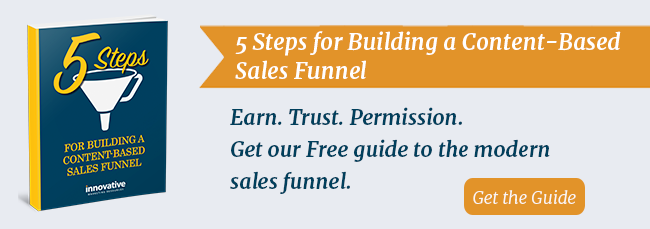 5 Steps for Building a Content-Based Sales Funnel