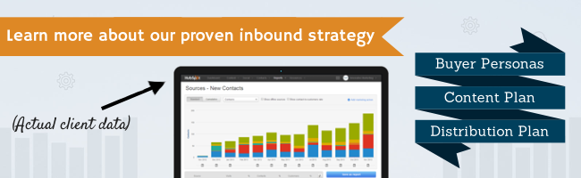 Click here to read more about our proven inbound process.