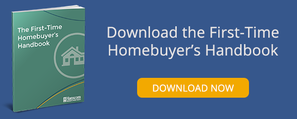 First Time Homebuyers Handbook CTA