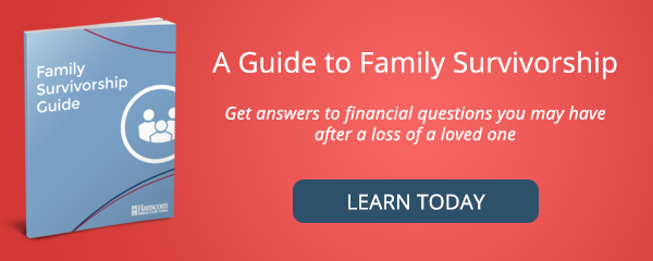 A Guide to Family Survivorship by Hanscom Federal Credit Union