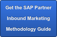 Get the SAP Partner Inbound Marketing Methodology Guide