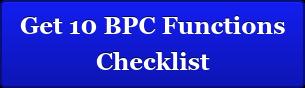 Get 10 BPC Functions Checklist
