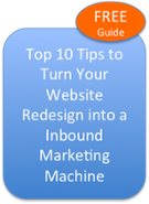 Inbound Marketing, Website Redesign