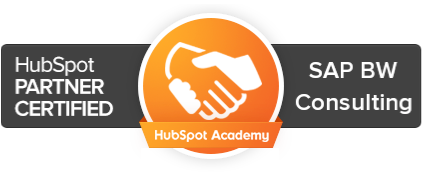 Hubspot Gold Level Certified Partner