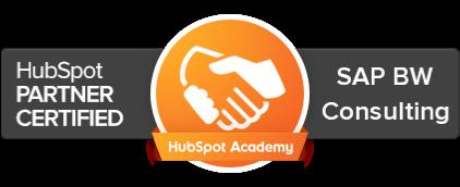 Hubspot Gold Level Certified Partner