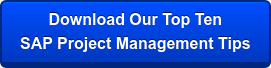 Download Our Top Ten  SAP Project Management Tips