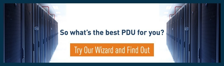 Click to try our PDU selection wizard