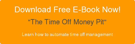 7 steps to radically improve time off management  Download Free E-Book Now!