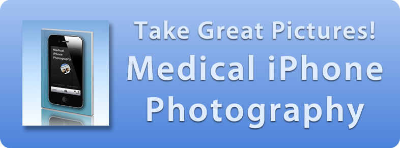Medical iPhone Photography