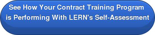See How Your Contract Training Program  is Performing With LERN's Self-Assessment