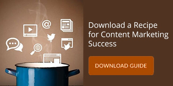 Get the recipe for Content Marketing Success