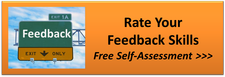 assess your feedback skills